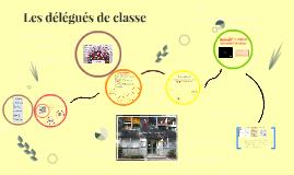 Les délégués de classe, EMC, cycles 3 et 4
