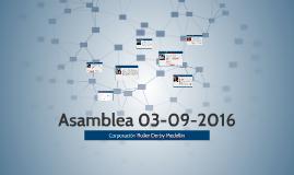 Asamble 03-09-2016