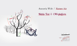 Mobile First  &  CMS nature-air