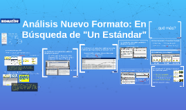 Copy of Análisis del Nuevo Formato