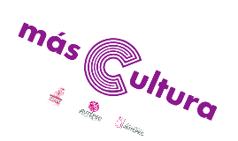 Más Cultura (PRONAPRED)