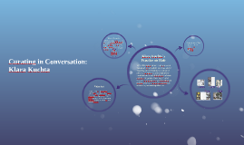Curating in Conversation: