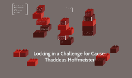Locking in a Challenge for Cause: Thaddeus Hoffmeister