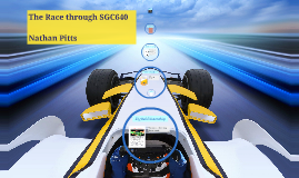 Copy of The Race through SGC640