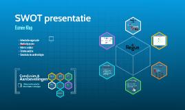 SWOT presentatie