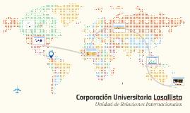 Relaciones Internacionales - Corporación Universitaria Lasallista