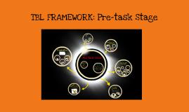 Copy of Copy of TBL Framework: Pre-task Stage