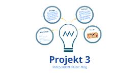 Projekt 3 Geschäftsidee