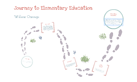 Journey to Elementary Education