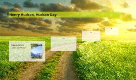 Henry Hudson, Hudson Day.