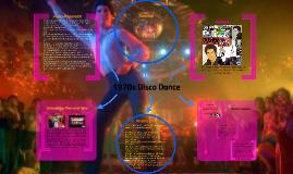 1970s Disco Dance