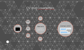 CV and Coverletters