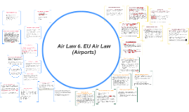 Air Law 6. EU Air Law