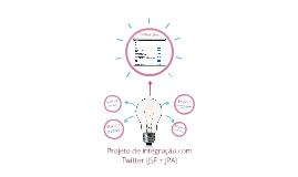 Projeto de integracao com Twitter (JSF + JPA)