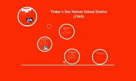 Tinker v. Des Moines School District
