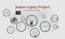 Senior Legacy Projecgt