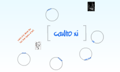 Cantos XI