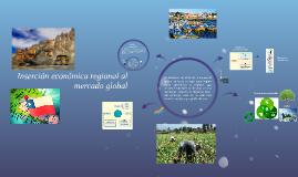 Copy of Inserción económica regional al mercado global