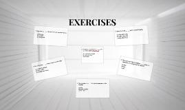 EXERCISES: UNIT 14 (A05)