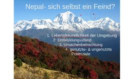 Nepal- sich selbst Feind?