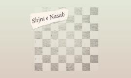 Shjra e Nasab