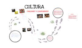 Copy of CULTURA; FUNCIONES Y COMPONENTES