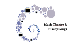 Music Theatre & Disney Songs