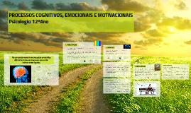 Copy of Processos Cognitivos