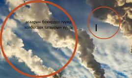 агаарын бохирдол түүнд холбогдох татварын хууль