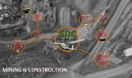 MINING & CONSTRUCTION DRONES