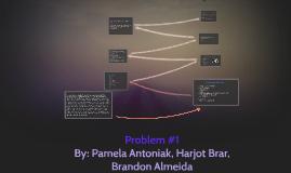 Copy of Copy of Problem #1