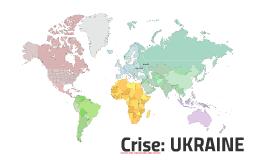 Crise: UKRAINE