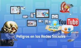Copy of Peligros en las Redes Sociales