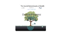 CPR Social Determinants of Health-Draft