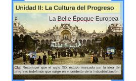 Belle Epoque: Progres