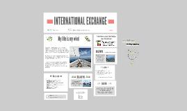 INTERNATIONAL EXHCANGE