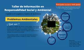 Taller de Responsabilidad Social y Ambiental