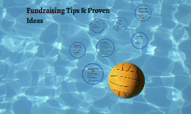 4. Fundraising Tips & Proven Ideas