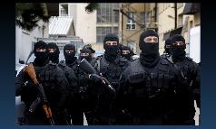 Kosovo Polizei