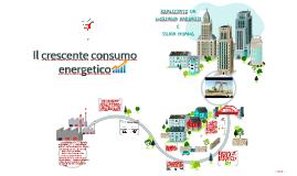 Il crescente consumo energetico