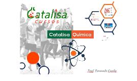 CATALISA - CAP 7 – QUÍMICA AMBIENTAL