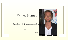 How You meet Barney
