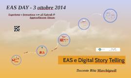 EAS DAY-3 ottobre 2014-Univ Cattolica di Milano