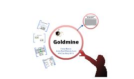 Presentación Goldmine