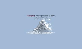 Weinblatt - wein, präsente & mehr...