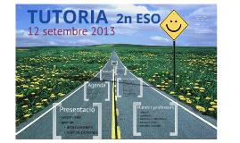 tutoria 12 setembre 2013