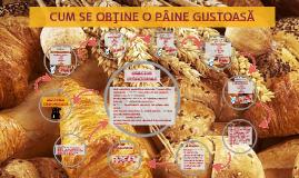 Cum se obţine o pâine gustoasă ?