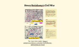 Henry Steinkamp's Civil War