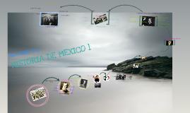 LA RECONSTRUCCION NACIONALEditarGrabar LA CONSOLIDACION DEL ESTADO MEXICANO CONTEMPORANEO