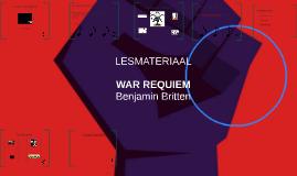 Lespakket War Requiem